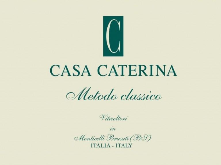 cartolina Casa Caterina fronte