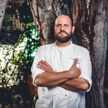Chef Errico Recanati